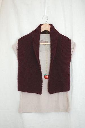 Easy Knit Vest