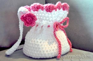 Itty Bitty Crochet Purse
