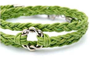 Beginner's Wrap Bracelet