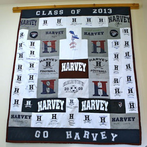 Classic Class Gift Quilt