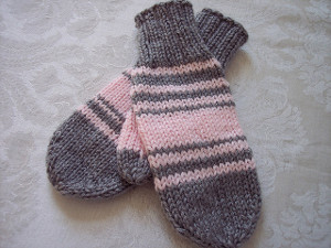 Simple Stashbuster Mittens