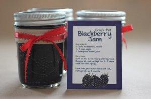 Three Ingredient Blackberry Jam