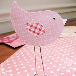 Paper Love Birds