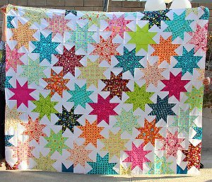 Penelope's Star Quilt