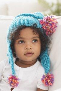 Tutti Frutti Toddler Hat