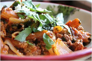 All-Day Beefy Pasta