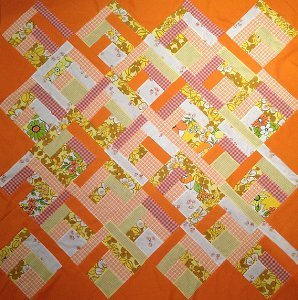 Vintage Vacation Quilt