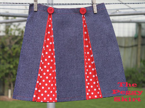 The Perfect Peggy Skirt