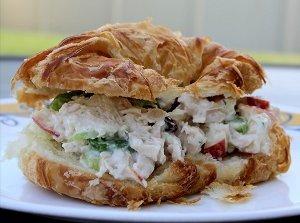 5 Minute Chicken Salad