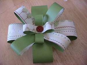 Beyond Easy Paper Bow