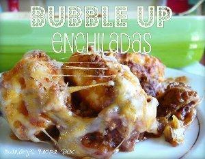 Bubble-Up Enchiladas