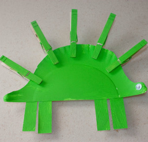 Around the House Stegosaurus