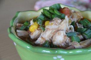 Copycat Chick-fil-A Chicken Tortilla Soup