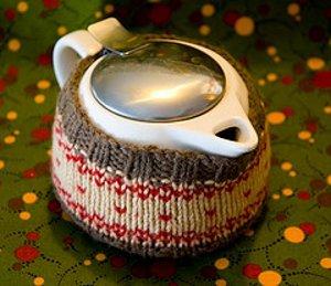 Rustic Tea Cozy