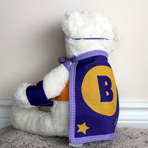 Adorable Stuffed Animal Costume