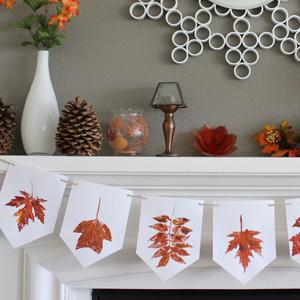 Easy Autumn Banner