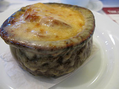 Better Than TGI Friday's French Onion Soup