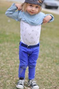 Child Size Skinny Jeans