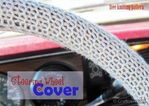 Simple Steering Wheel Cover