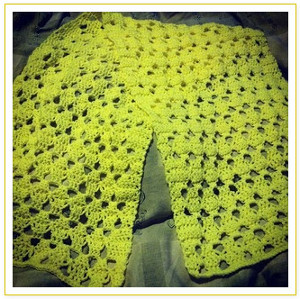 Friendship Shawl
