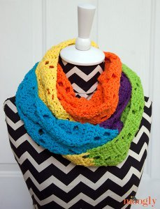 Willy Wonka Infinity Scarf
