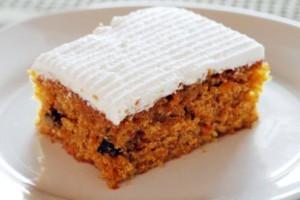 Cracker Barrel Country Store Imitation Carrot Cake
