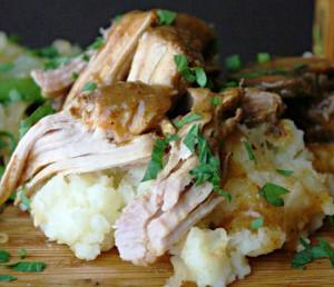 Beer-Braised Pork Roast