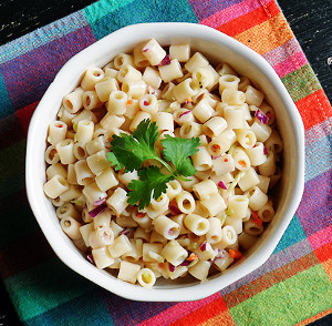 3-Ingredient Pasta Salad