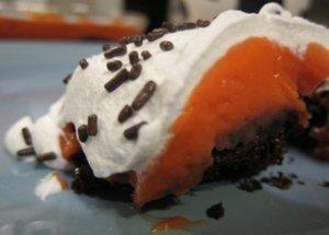 Stupidly Easy Halloween Poke Cake