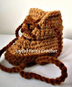 Crochet Work Boots
