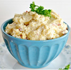 The Creamiest Mashed Potatoes Ever