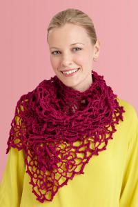 Irish Crochet Shawl