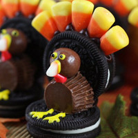 Oreo Turkey Crafts