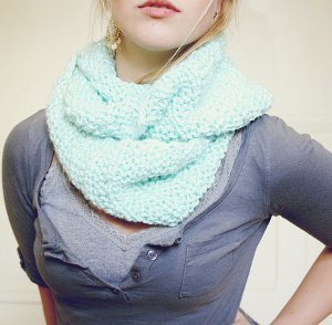 Simple Infinity Scarf