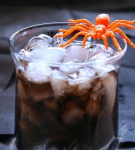 Spider Juice Cocktail