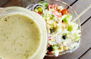 Homemade Olive Garden Salad Dressing