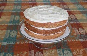 Make-Ahead Italian Cream Cake   RecipeLion.com