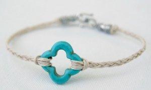 Beachy Braided Bracelet