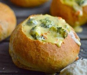 Panera Bread Broccoli Cheddar Soup Copycat