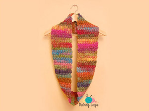 Two Hour Rainbow Cowl