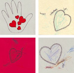 DIY Valentines for Toddlers