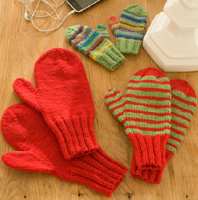 Mittens for the Family