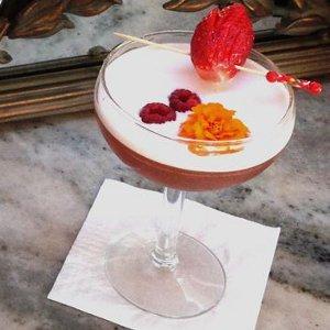 Midnight in Paris Martini