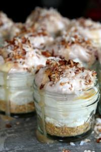 Silky Samoa Cream Pie
