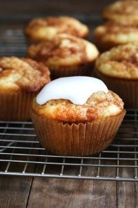 Gooey Cinnamon Roll Cupcakes