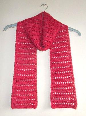 Knitting Pattern Cotton Scarf : Claras Cotton Scarf AllFreeKnitting.com