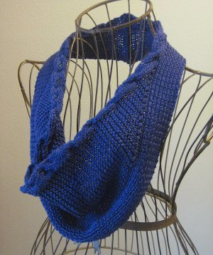 Royal Braided Cowl
