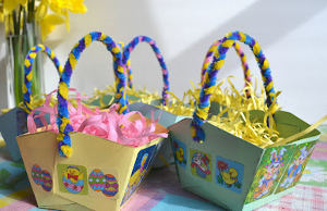 Printable Paper Baskets