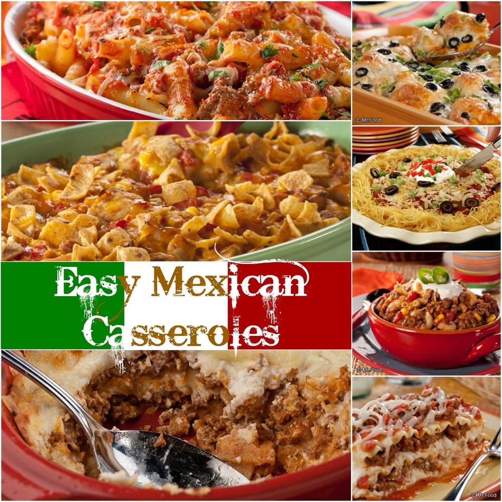 Easy Mexican Casserole Recipes 16 Of The Best Casseroles