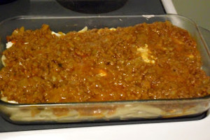 Heavenly Hamburger Casserole